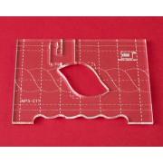 Quiltovací pravítko bordura cop NP5-C11 (5 mm)