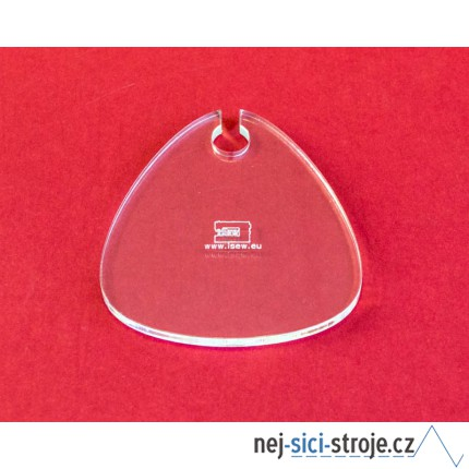 Quiltovací pravítko trsátko NP5-D1 (5 mm)