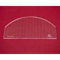 Quiltovací pravítko oblouk NP5-R05 (5 mm)