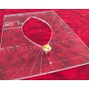 Příslušenství - Spínací špendlík pro quiltovací pravítka