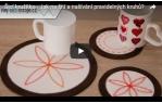 video návod ukázka Univerzální šicí kružítko