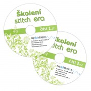 ERA STITCH - videonávod - 2 DVD