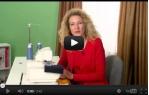 video návod ukázka Babylock Imagine BLE1AT - overlock
