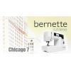 Šicí a vyšívací stroj Bernette Sublime Chicago 7