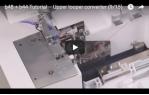 video návod ukázka Coverlock a overlock Bernette Funlock 48