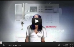 video návod ukázka Šicí stroj Bernina 350