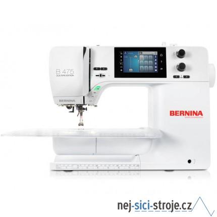 Šicí stroj Bernina 475 QE