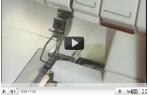 video návod ukázka Overlock Brother M 1034
