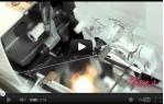video návod ukázka Coverlock Brother 2340 CV
