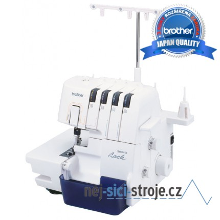 Brother M 3034 D - overlock