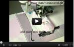 video návod ukázka Šicí stroj Brother Innov-is NV 20 LE