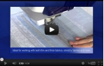 video návod ukázka Šicí a vyšívací stroj Brother INNOV-is V5