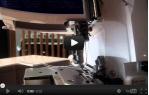video návod ukázka Overlock ELNA 664 PRO