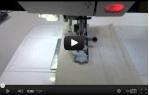 video návod ukázka Šicí stroj Elna eXcellence 720