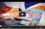 video návod ukázka Šicí stroj Husqvarna Viking Sapphire 960 Q