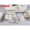Janome 744 D - overlock