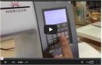 video návod ukázka Šicí stroj Janome Horizon MC 8900 QCP