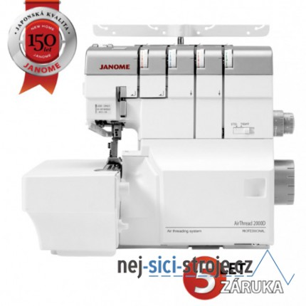 Janome AT2000D - overlock