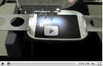 video návod ukázka Vyšívací stroj Janome MB 4