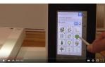video návod ukázka Vyšívací stroj Janome MC 500E