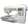 Vyšívací stroj Janome Memory Craft 200 E, MC 200 E + výšivky ZDARMA
