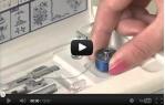 video návod ukázka Šicí a vyšívací stroj Janome MC 9700 + výšivky ZDARMA