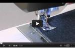 video návod ukázka Šicí stroj JUKI HZL 27Z
