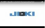 video návod ukázka Šicí stroj JUKI TL-98 P/CE