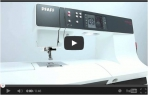 video návod ukázka Šicí a vyšívací stroj Pfaff CREATIVE 3.0