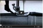 video návod ukázka Šicí a vyšívací stroj Pfaff CREATIVE Sensation PRO + vyšívací jednotka