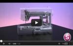video návod ukázka Šicí stroj Singer 4432 Heavy duty