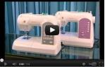 video návod ukázka Šicí stroj Singer 8763 Curvy
