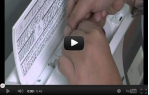 video návod ukázka Šicí stroj Singer 9960