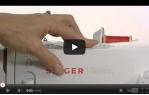 video návod ukázka Šicí stroj Singer 3321 Talent