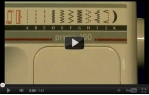 video návod ukázka Šicí stroj Veronica PRIMA 100