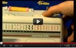 video návod ukázka Šicí stroj Veronica Optima 200
