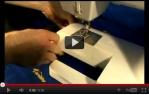 video návod ukázka Šicí stroj Veronica Komfort 303