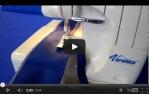 video návod ukázka Veronica Profilock 800 - overlock