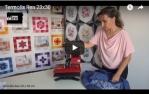 video návod ukázka Termolis Rea 23 x 30 cm