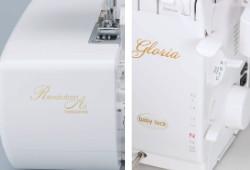 Babylock Gloria - bezpečnostní vypínač